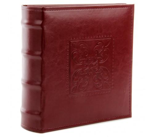Ф/Альбом  Pioneer  (117408) 300 фото, 2 ф.на стр. Книжный переплёт, Мemo  Leather                   (12)