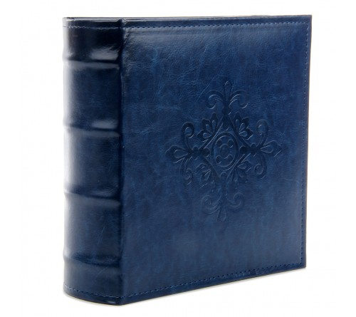 Ф/Альбом  Pioneer  (117409) 300 фото, 2 ф.на стр. Книжный переплёт, Мemo  Leather                   (12)