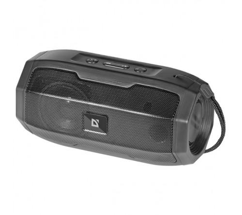 Миниспикер DEFENDER  G 36    Bluetooth FM,MP3 USB,microSD,AUX Black          1200mAh 5W