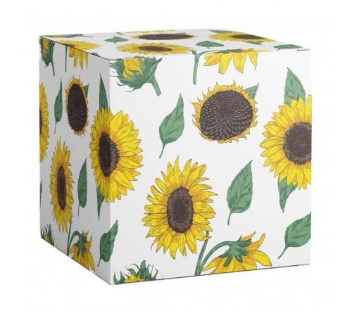 Подарочная коробка для кружки Подсолнух