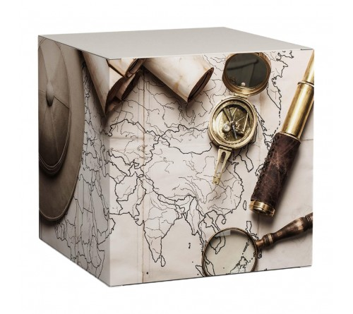 Подарочная коробка для кружки Компас