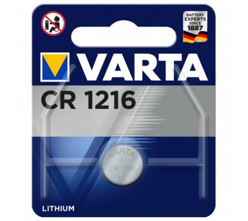 Батарейка VARTA              CR1216  ( 1BL)( 10)(100)