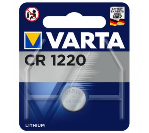Батарейка VARTA              CR1220  ( 1BL)( 10)(100)