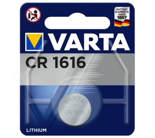 Батарейка VARTA              CR1616  ( 1BL)( 10)(100) 6616
