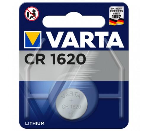 Батарейка VARTA              CR1620  ( 1BL)( 10)(100) 6620