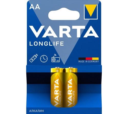 Батарейка VARTA             LR6  Alkaline  (  2BL)(40)(200)  Longlife