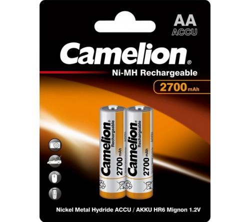 Аккумулятор CAMELION  R6     (2700mAh)(2BL)(24)