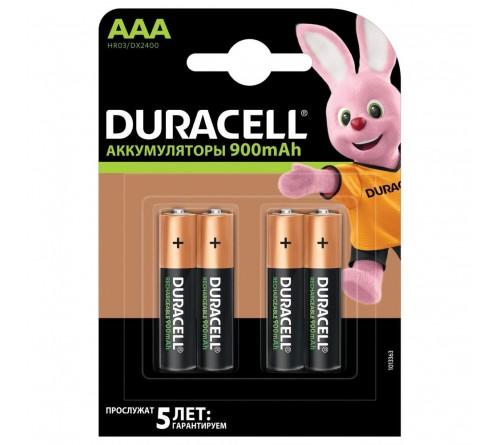 Аккумулятор   DURACELL R3    (850mAh)(2BL)(20)(100)