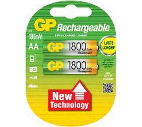 Аккумулятор GP               R6     (1800mAh)(2BL)(20)