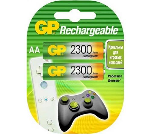 Аккумулятор GP               R6     (2300mAh)(2BL)(20)