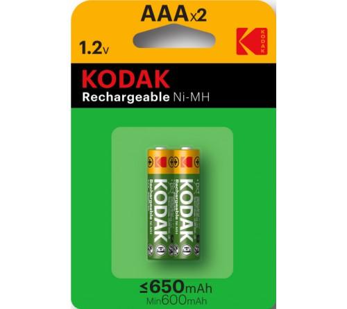 Аккумулятор KODAK        R03   (  650mAh)(2BL)(20)