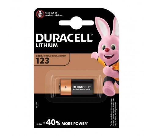 Батарейка DURACELL    A-123  3V  ULTRA (10)