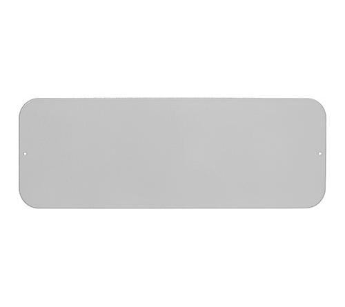 Дверная табличка Стандарт 2 белая