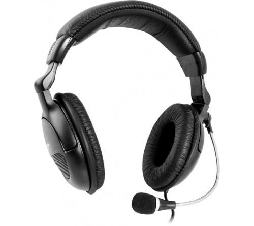 Гарнитура Defender HN-898                (Полноразмерная)  (24) Стерео Black