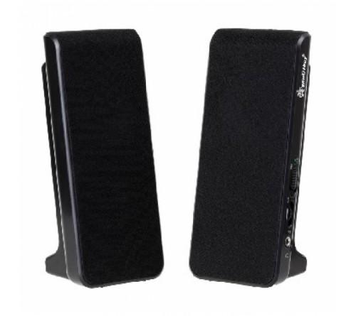 Колонки Smart Buy (SBA 2500)                2.0 (2*   3W)  Fest Пластик,питание от USB