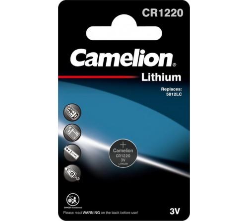 Батарейка CAMELION        CR1220  ( 1BL)(  10)(100)