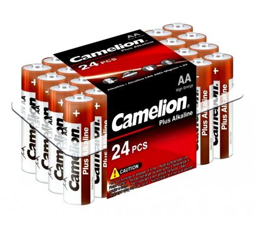 CAMELION       LR6  Alkaline  (    24)(24)(576) Plastic Box 24