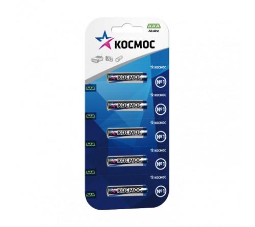 Батарейка КОСМОС          LR03  Alkaline  (  5BL)(60)(480)  Отрывной